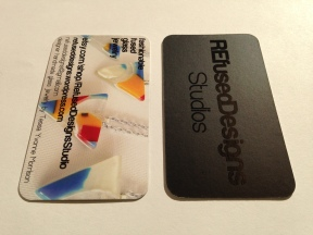 REfusedDesigns card